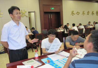 6月24-25日,裴老师南京中国电子科技集团公司第二十八所授课《市场营销和管理》