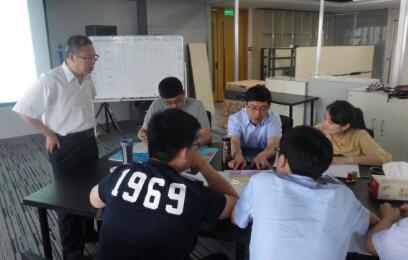 6月25-26日,张宝东老师授课南京全信传输科技股份有限公司