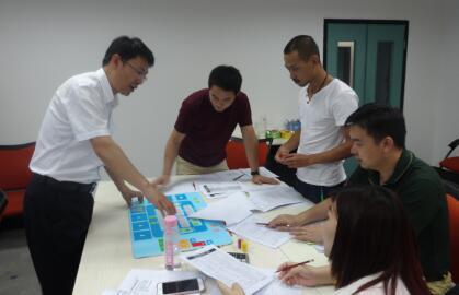 6月4-5日,裴章先老师授课深圳清华研究生院营销总监班《战略营销管理》